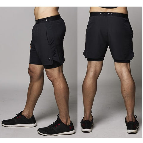 Solid Compression Shorts (Pre-Order)