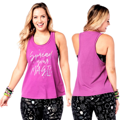 Spread Your Magic Tank (size XS)