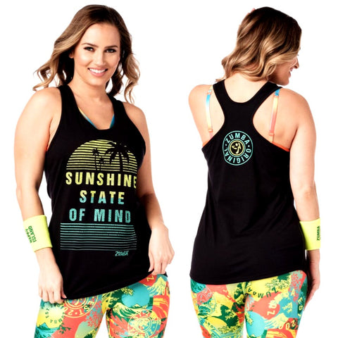 Sunshine State Of Mind Tank (Pre-Order)