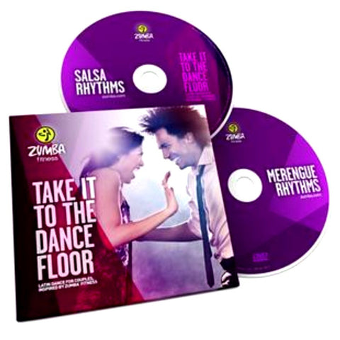 Take It To The Dance Floor 2 DVD Set (AUS)
