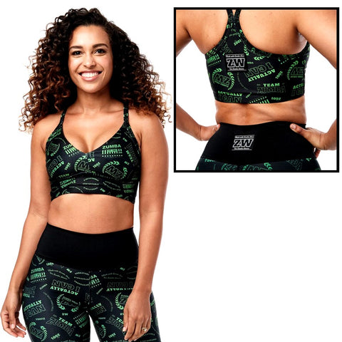 Team Zumba Bra (size XL)