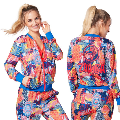 Zumba Unity Zip-Up Jacket