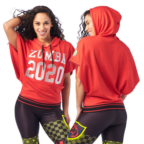 Zumba 2020 Top (size L - only 1 left)