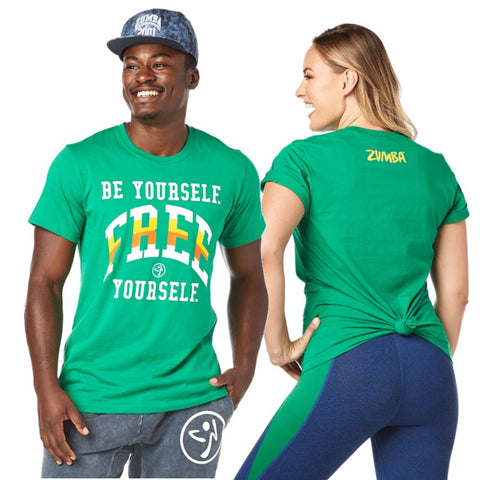 Zumba Be Yourself Tee