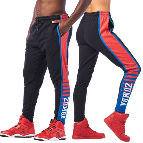 Zumba Dance League Mens Jogger Sweatpants