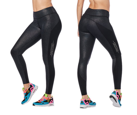 Zumba Legend Ankle Leggings With Swarovski Crystals (Pre-Order)