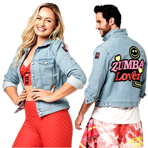 Zumba Lover Forever Jacket (size S, M, L)