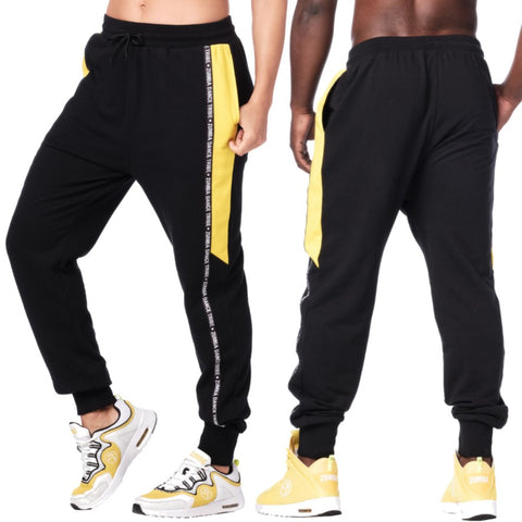 Zumba Mix It Up Jogger Sweatpants (size M, L)