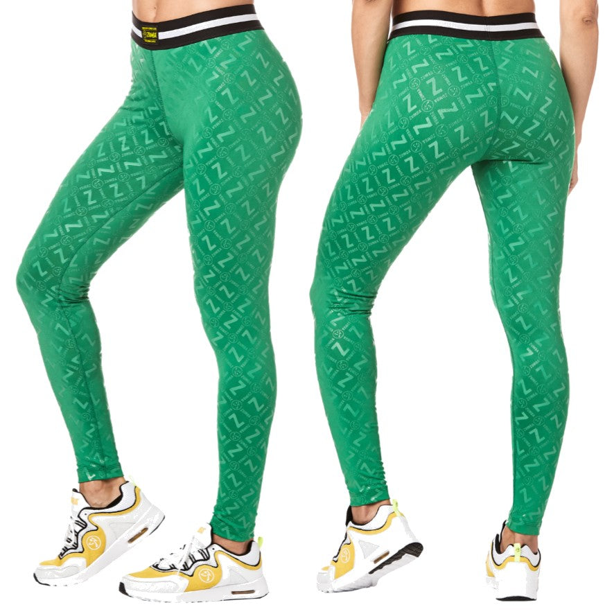 Zumba Next Level Long Leggings