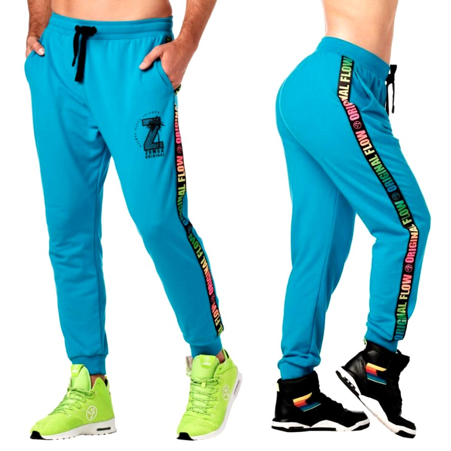 Zumba Original Flow Men's Joggers (Pre-Order)