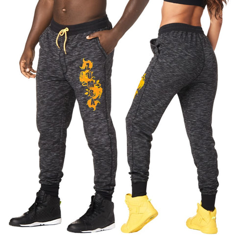 Zumba Revolution Mens Sweatpants (size XS - only 1 left)