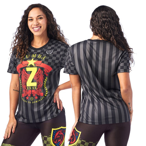 Zumba Sport Top (size S)