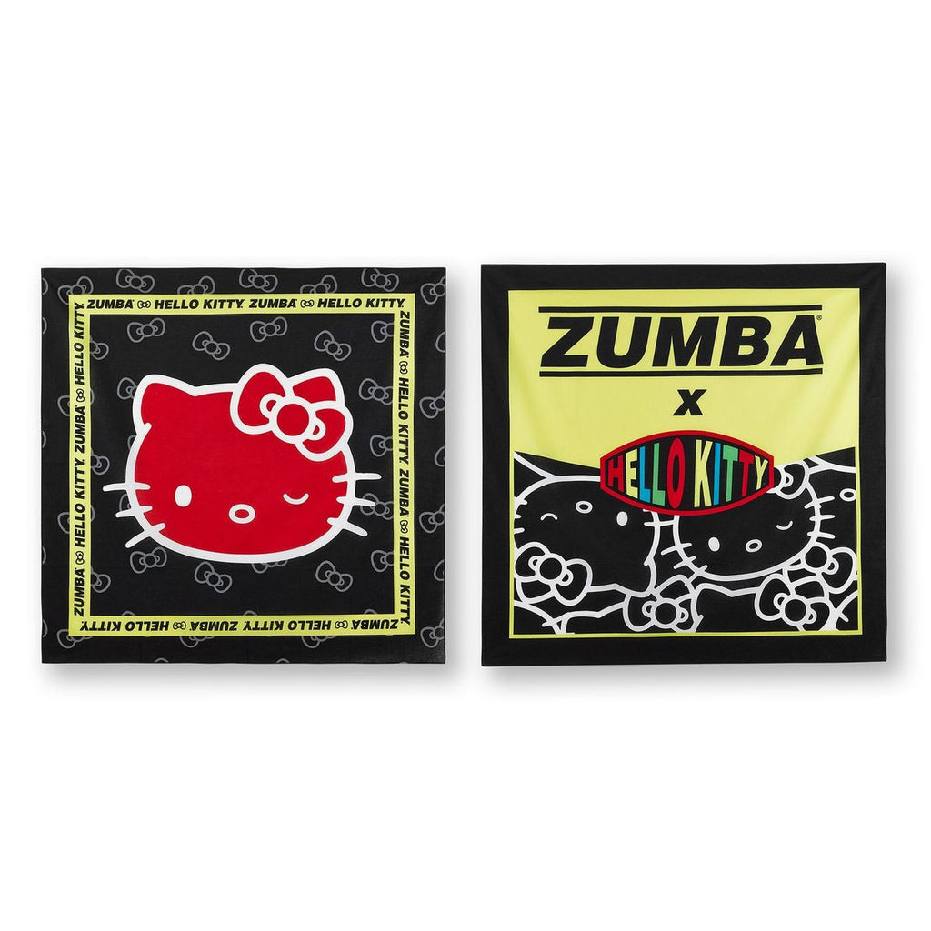 Zumba X Hello Kitty Bandana 2 PK