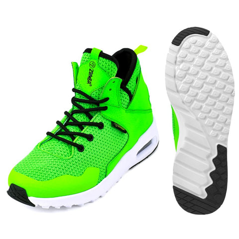 Zumba Air Classic Remix - Green (sizes 9, 9.5)