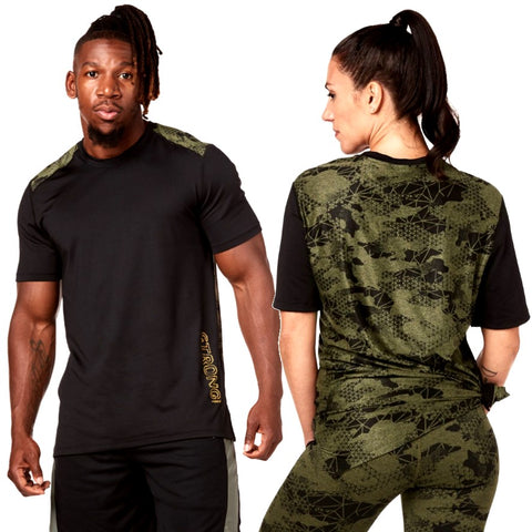 Camo Rep Mens Top (sizes M, XL)