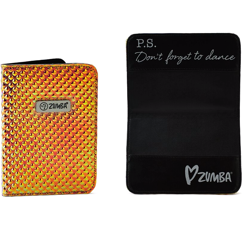 Dont Forget To Dance Passport Holder