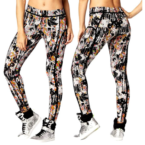 Dream Piped Ankle Leggings (size XS)