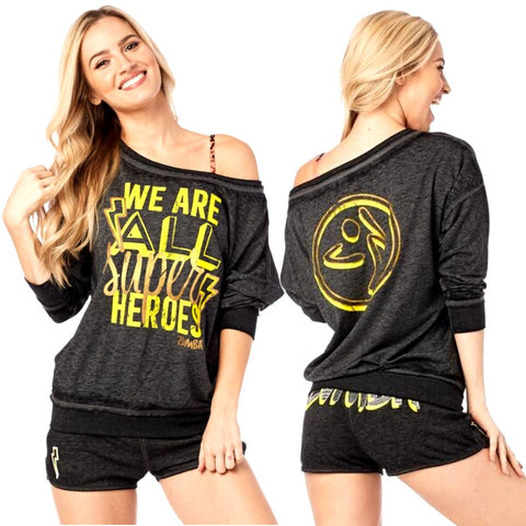 Everyone Is A Hero Pullover (size XL, XXL)