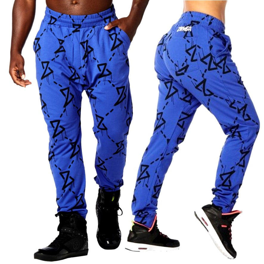 Hip Hop Rebel Harem Pants (sizes XS, M, L)