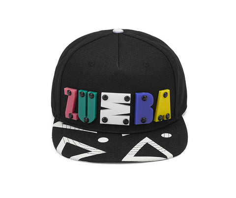 I Want My Zumba Snapback Hat