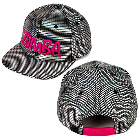 Light Up The Dance Floor Metallic Snapback Hat