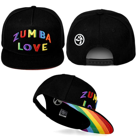 Made With Zumba Love Snapback Hat (Pre-Order)