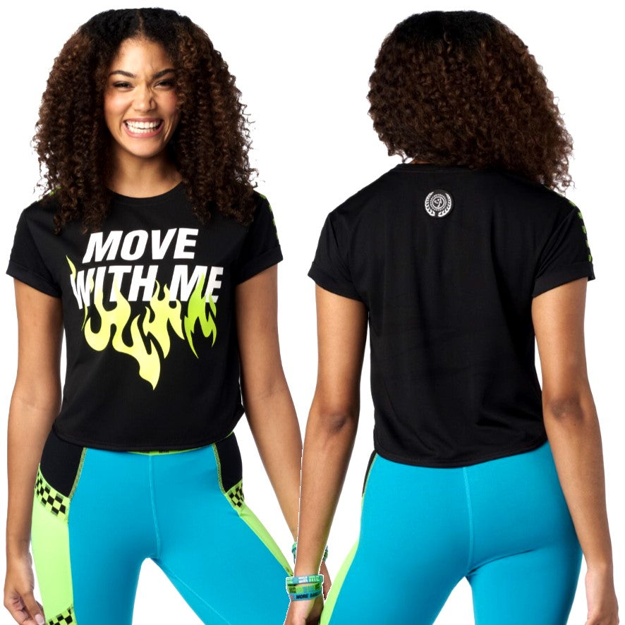 Move With Me Top (sizes XS, S, L, XL)