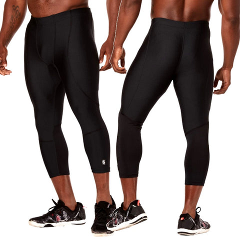 Rep After Rep Mens Crop Leggings (size S, M)