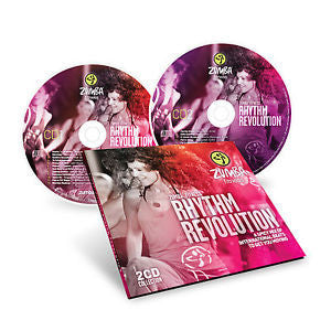 Rhythm Revolution CD Set (AUS)