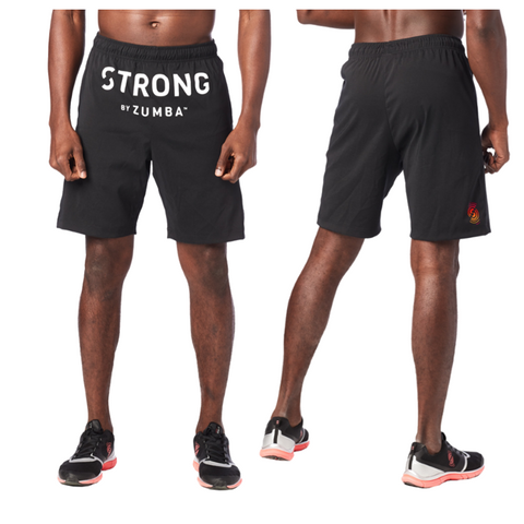 Strong By Zumba Basketball Shorts (size L - only 1 left)