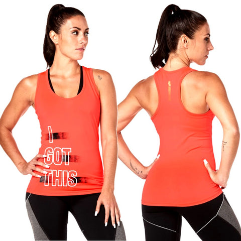 Strong By Zumba Got This Racerback (size M only)