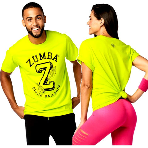 Sigue Bailando Tee (sizes XS/S & M/L)