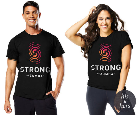 Strong By Zumba Instructor Tee (sizes M/L & XL/XXL)