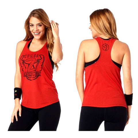 Super Woman Instructor Loose Tank (size S, M)