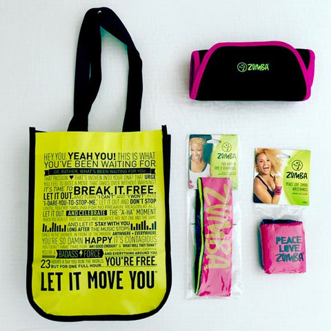 Sweat-Lovers Gift Pack #1 (AUS)