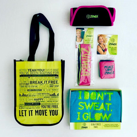 Sweat-Lovers Gift Pack #2 (AUS)