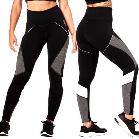 Train To The Beat High Waisted Ankle Leggings (size XS, S, M, L)