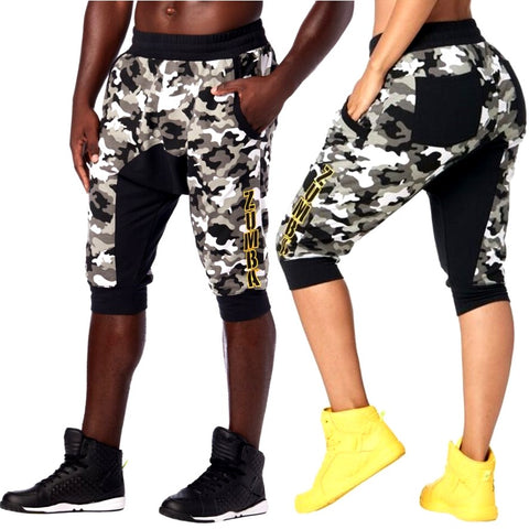 Z Army Capri Sweatpants  (size XS & M)