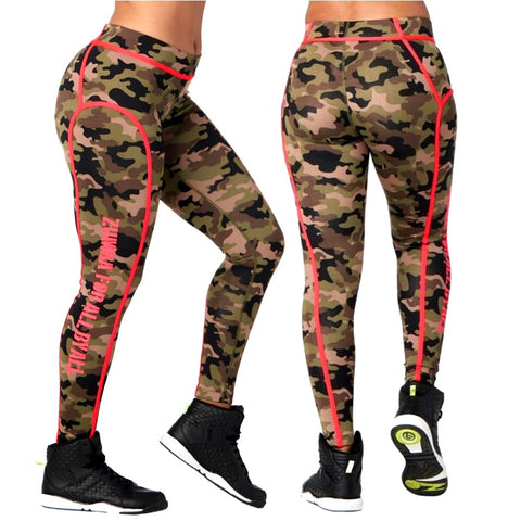 Z Army Piped Ankle Leggings (sizes XS, M & L)