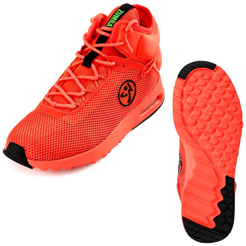 Zumba Air Funk 2.0 - Coral (size 7.5)