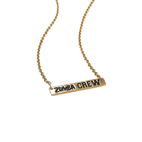 Zumba Crew Necklace