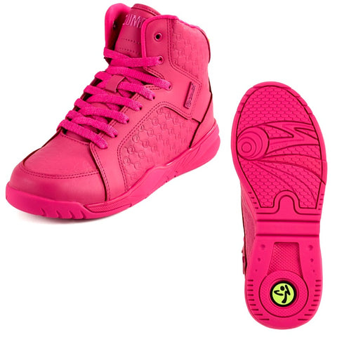Zumba Energy Boss - Hot Fuchsia