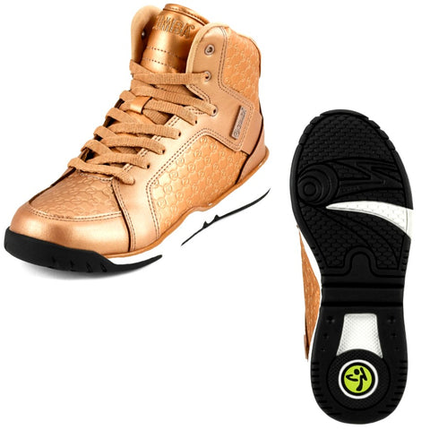 Zumba Energy Boss - Rose Gold (size 6, 6.5, 7)