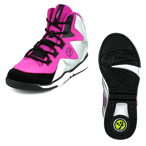 Zumba Energy Pop - Pink (sizes 6, 9)
