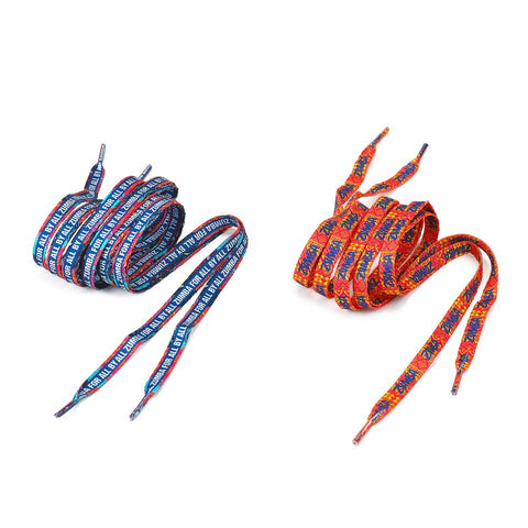 Zumba For All Shoe Laces 2pk