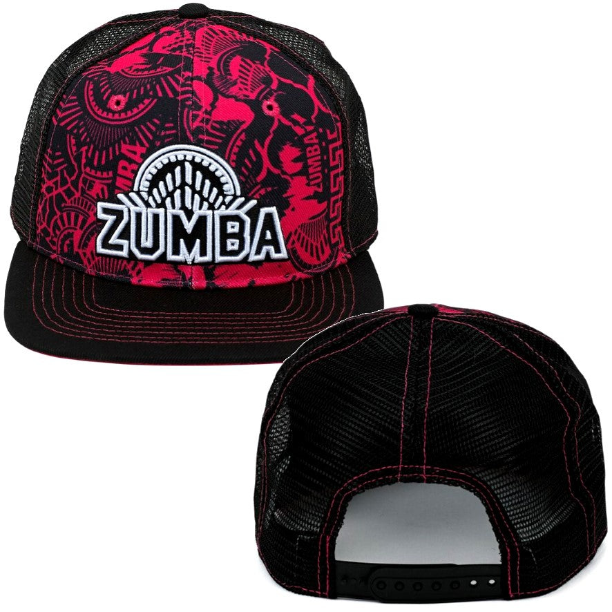 Zumba For All Snapback Hat