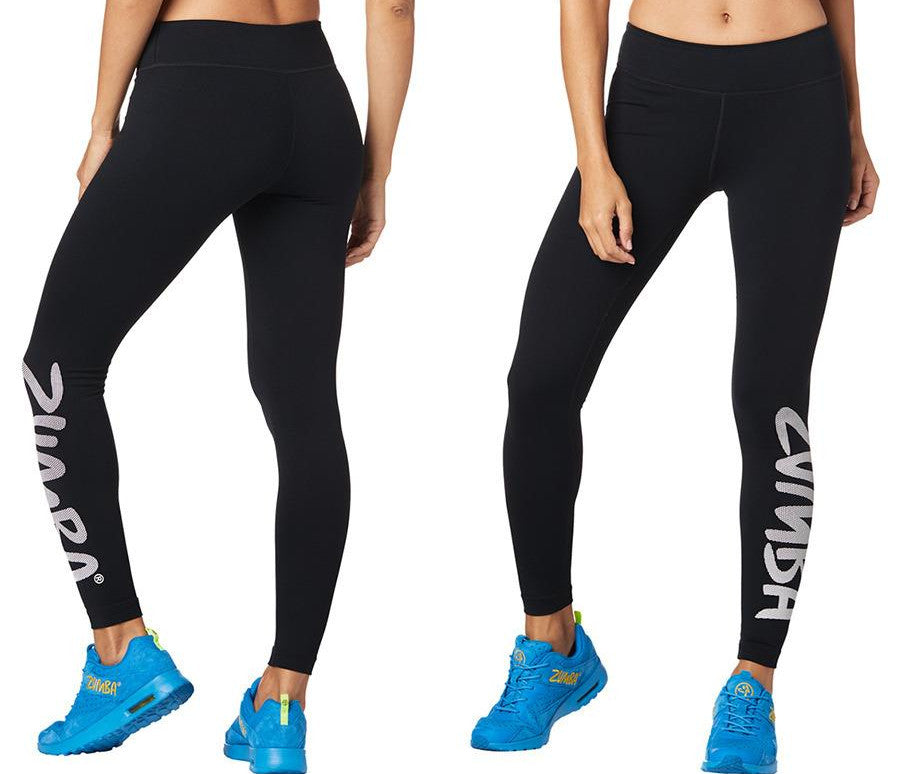 Zumba Forever Ankle Leggings