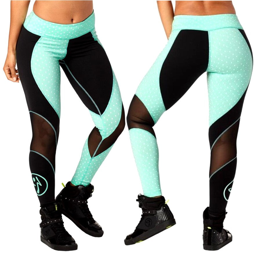 Zumba Hero Ankle Leggings
