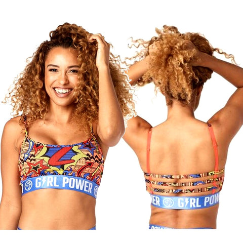 Zumba Power Bra