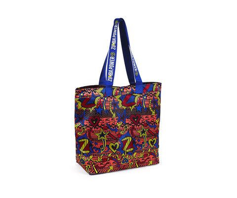 Zumba Power Tote Bag